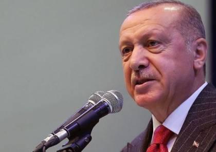 اردوغان: صفقة القرن خطة احتلال ولن نترك القدس تحت رحمة اسرائيل