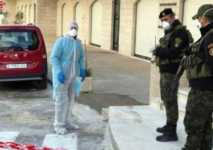 تسجيل 6 إصابات جديدة بفيروس كورونا يرفع اجمالي الاصابات في فلسطين لـ216