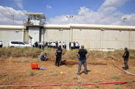 مفوضة مصلحة السجون الإسرائيلية: أحبطنا 300 محاولة فرار أسرى فلسطينيين