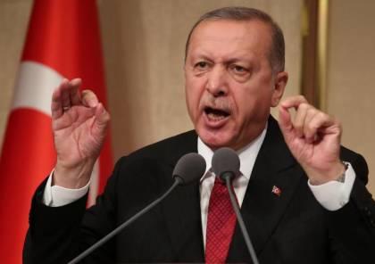 اردوغان: من يرفعون أصواتهم ضد إجراءات تركيا لا يستطيعون مقارعتها على الأرض