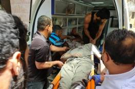 من سرايا القدس.. صور: 3 شهداء وعدد من الإصابات جراء استهداف شقة سكنية بحي الرمال وسط غزة