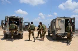 جيش الاحتلال يطالب بمغادرة المزارعين القريبين من السياج الحدودي بغزة