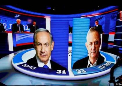"""استطلاعان: نتنياهو لن يتمكن من تشكيل حكومة مقبلة حتى لو حظي بدعم حزب """"يمينا"""""""