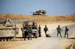 جيش الإحتلال يلاحق خمسة أشخاص على الحدود مع الأردن