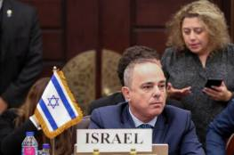 وزير الطاقة الاسرائيلي: لا ينبغي للإيرانيين الشعور بالراحة