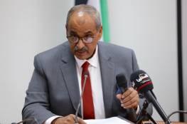 """وزير الاشغال يعلن صرف دفعات مالية لمشروع إعادة إعمار """"حيّ الندي"""" في قطاع غزة"""