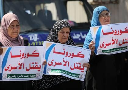 أبو بكر : تطعيم الأسرى بدأ قبل يومين من سجن عسقلان لـ 5 أسرى