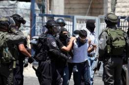 الاحتلال يعتقل مواطنين من القدس القديمة