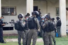 الاحتلال يهدم بناية سكنية في سلوان