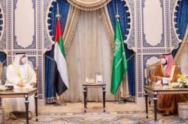 محمد بن سلمان ومحمد بن زايد يلتقيان في جدة...(صور وفيديو)