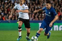 فيديو.. تعادل مثير بين فالنسيا وتشيلسي في دوري أبطال أوروبا