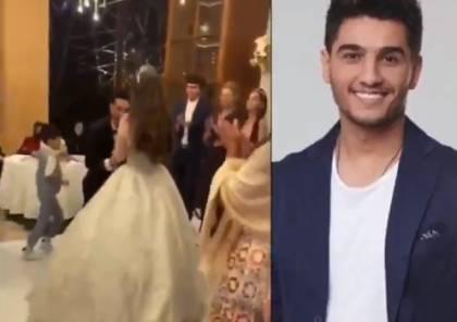 أول تعقيب من الفنان الفلسطيني محمد عساف على خبر زفافه..