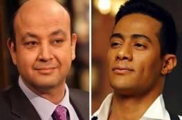 """محامي """"محمد رمضان"""" يهاجم عمرو أديب (فيديو)"""