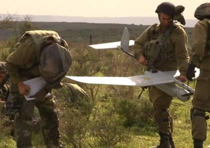 مقاتلات اسرائيلية تسقط طائرة مسيرة قبالة سواحل غزة