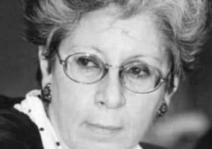 رحيل الناقدة والأكاديمية المصرية د.أمينة رشيد إحدى أبرز الداعمات للمقاومة الفلسطينية