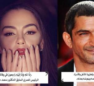 فنانون-مصريون-بارزون-ينعون-الرئيس-الراحل-مرسي