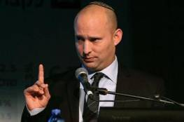 بينت يطالب بشن حرب شاملة ضد حماس ووقف تدفق الأموال لغزة