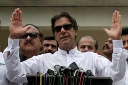 عمران خان: مقتل خاشقجي أمر مؤسف لكننا بحاجة ماسة للمال