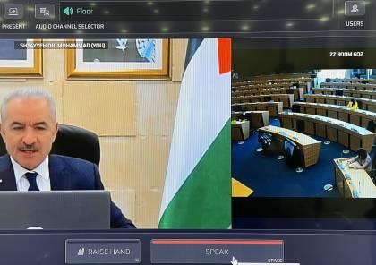اشتيه: إسرائيل تحارب وجودنا بالقدس وتقوم بتدمير ممنهج لأي فرصة من أجل إقامة دولتنا
