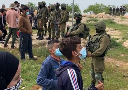 سوسيا منطقة عسكرية مغلقة تزامنا مع اقتحام نتنياهو للمنطقة