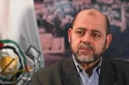 """أبو مرزوق: الدافع الحقيقي وراء السعي نحو تأجيل الانتخابات هو انقسامات """"فتح"""""""