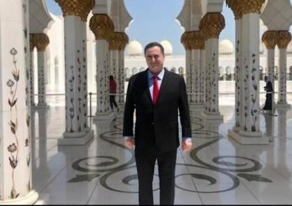 في طريقه إلى الإمارات : طائرة كاتس تحلق في أجواء السعودية