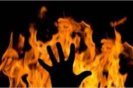 رام الله: شاب يحاول إحراق نفسه والشرطة تمنعه