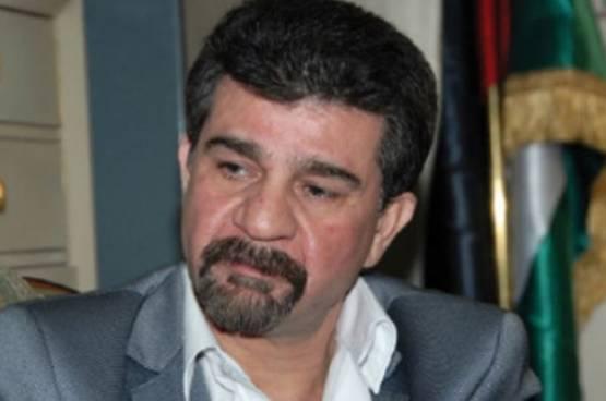 """السفير عبد الهادي يبحث مع مدير عام """"الأونروا"""" في سوريا أوضاع اللاجئين الفلسطينيين"""