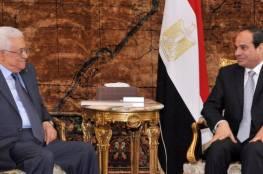 قمة فلسطينية مصرية تجمع الرئيسين عباس والسيسي السبت