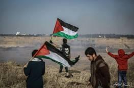 60 اصابة بينهم مسعف وصحفي شرق قطاع غزة