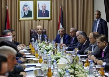 مجلس الوزاء ينعى شهداء نفق خانيونس جنوب قطاع غزة