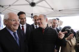 """لقاءات """"الفرصة الأخيرة"""" تجمع نتنياهو وغانتس بفريدمان وبيركوفيتش غدًا"""