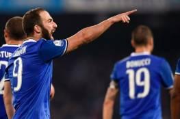 فيديو.. هيغواين يقود اليوفي لنهائي كأس ايطاليا