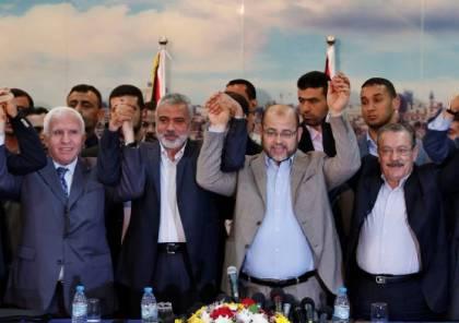المصالحة الفلسطينية : ساعات القاهرة الحاسمة وكيفية توافقها مع التحولات الاقليمية والدولية