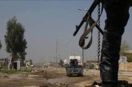 القوات العراقية تقتل انتحاريين من (داعش) داخل مسجد غربي البلاد