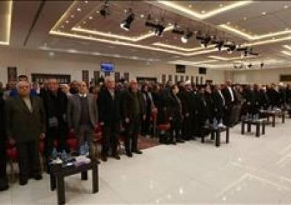 رام الله: تأبين القائد الوطني الكبير أحمد عبد الرحمن