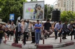 نقابات العمال بغزة: البطالة تقفز لمستويات خطيرة بنسبة 82%