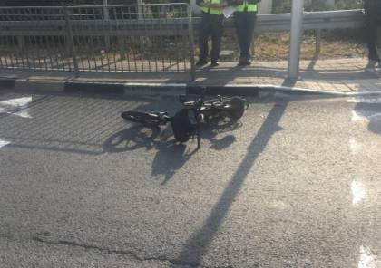 مصرع سائق دراجة في حادث قرب الفريديس