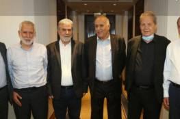القاهرة: تفاصيل اجتماع النخالة مع وفد حركة فتح
