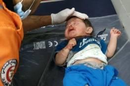 شهيدة وعدة اصابات في استهداف طائرات الاحتلال منازل بخانيونس وغزة (شاهد)