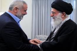 هنية يصل إيران على رأس وفد قيادي من حماس