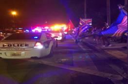 """إطلاق نار بمظاهرة جمهورية منددة بـ""""سرقة الأصوات"""" في فلوريدا"""