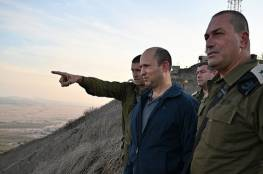 بينت: سنبدأ بفرض السيادة الإسرائيلية على جميع مستوطنات الضفة وبموافقة أمريكا