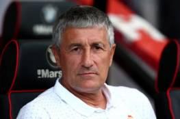 """رسمياً .. برشلونة يتعاقد مع المدرب """"كيكي سيتين"""" خلفاً لـ """"فالفيردي"""""""