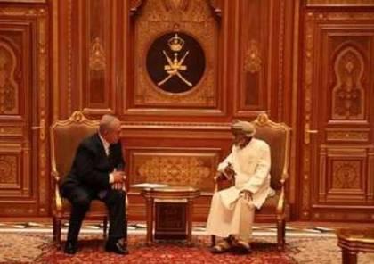 مسؤول فلسطيني يكشف ما قاله نتنياهو لقابوس في زيارته الأخيرة لسلطنة عمان