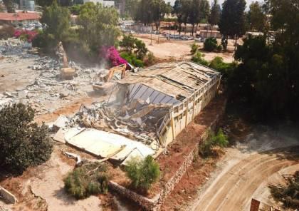 إخلاء معسكرات للجيش الاسرائيلي لإنشاء 20 ألف وحدة سكنية