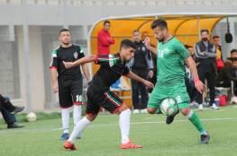 جدول مباريات دور الـ8 لكأس غزة