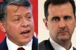 ملك الأردن: الأسد ونظامه باقيان