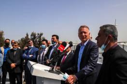 غزة: انطلاق مشروع توليد الطاقة الكهربائية الأضخم في فلسطين