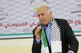 الرجوب يبعث رسالة احتجاج للأولمبية الدولية على تدخل الاحتلال بالرياضة الفلسطينية